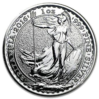 一枚の銀貨